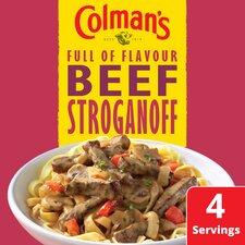 image 1 of Colman's Beef Stroganoff Recipe Mix 39G