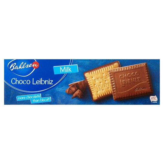 Bahlsen Milk Choco Leibniz 125G
