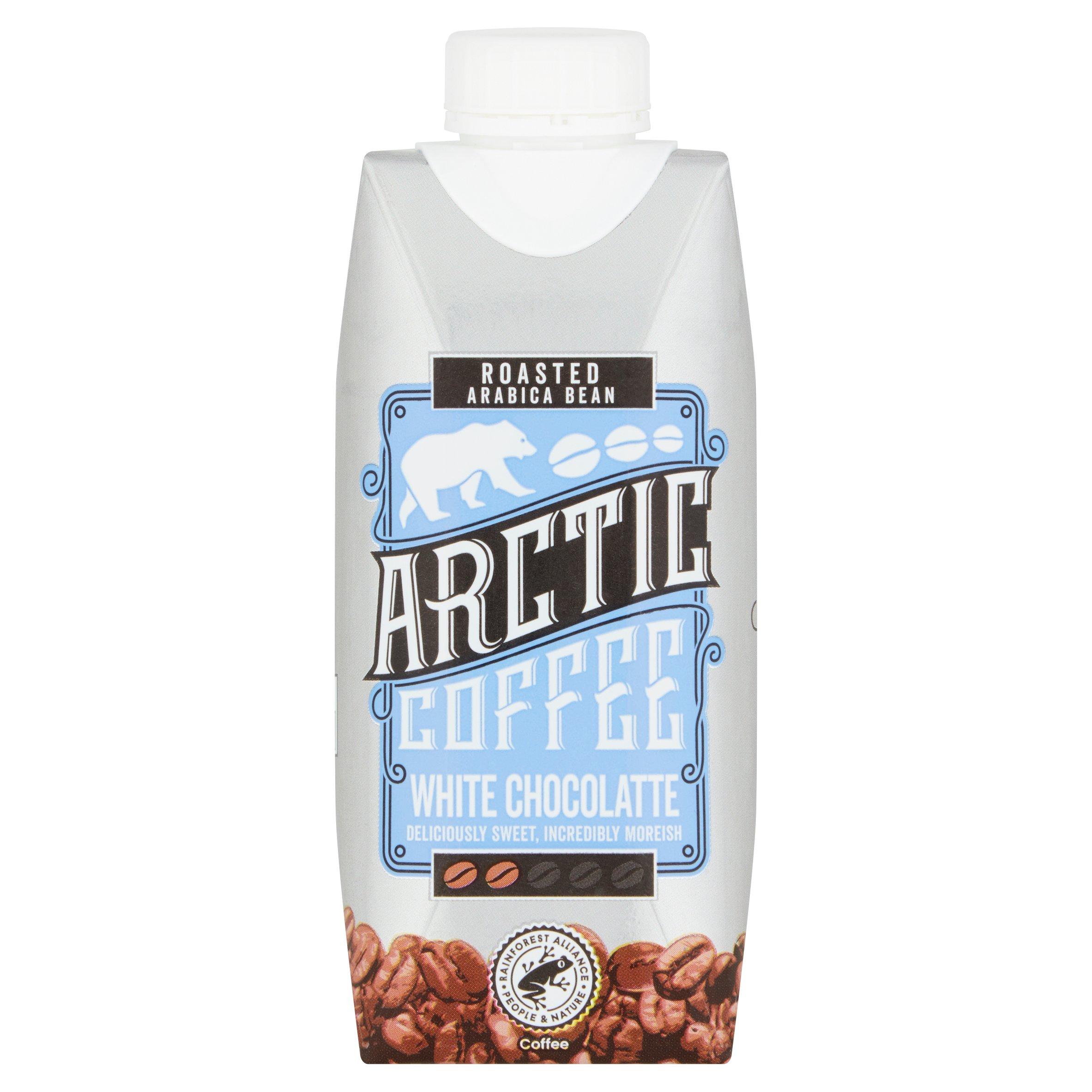 Arctic White Chocolatte 330Ml