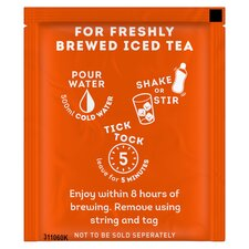 image 3 of Lipton Real Iced Black Tea, Peach & Apricot 15S 33G