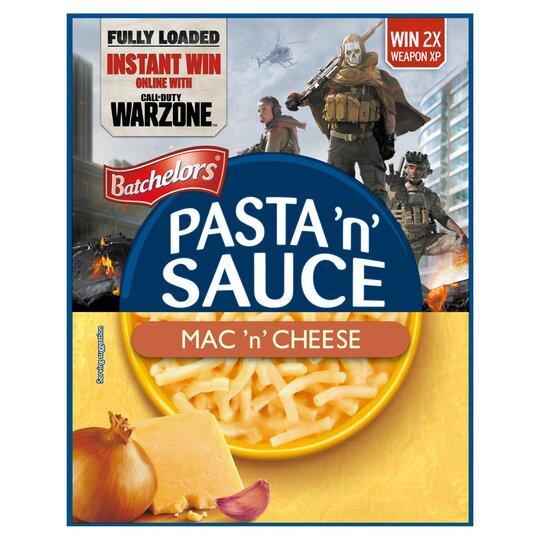 Batchelors Pasta & Sauce Macaroni & Cheese Quick Cook 99G