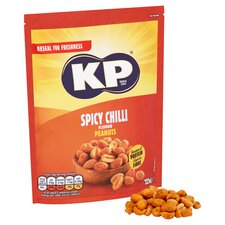 image 2 of Kp Chilli Peanuts 225G