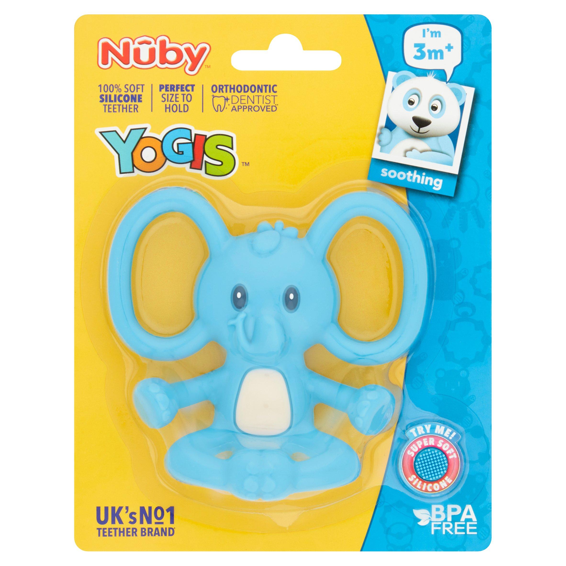 Nuby Animal Teether