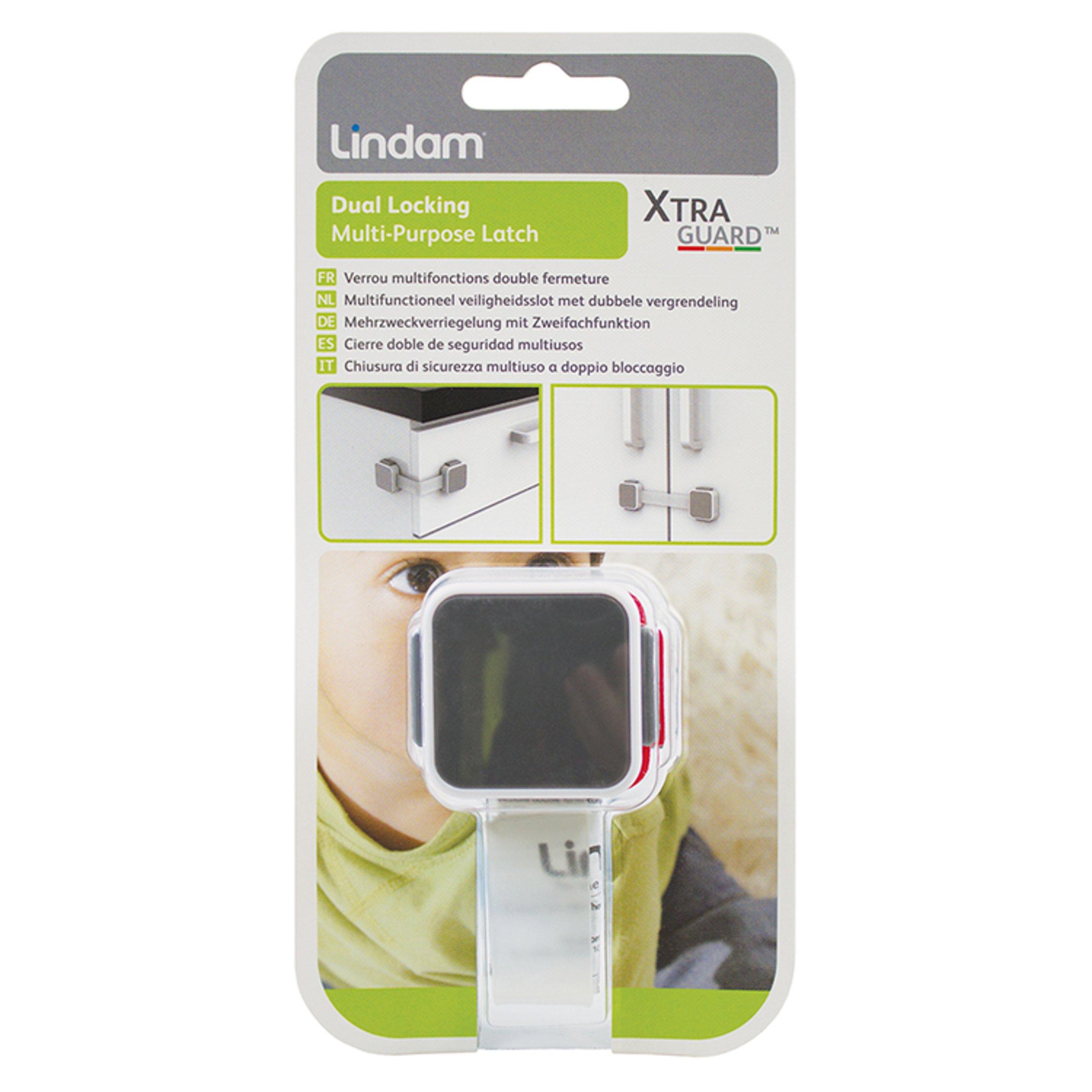 Lindam Xtra Guard Multi Purpose Latch