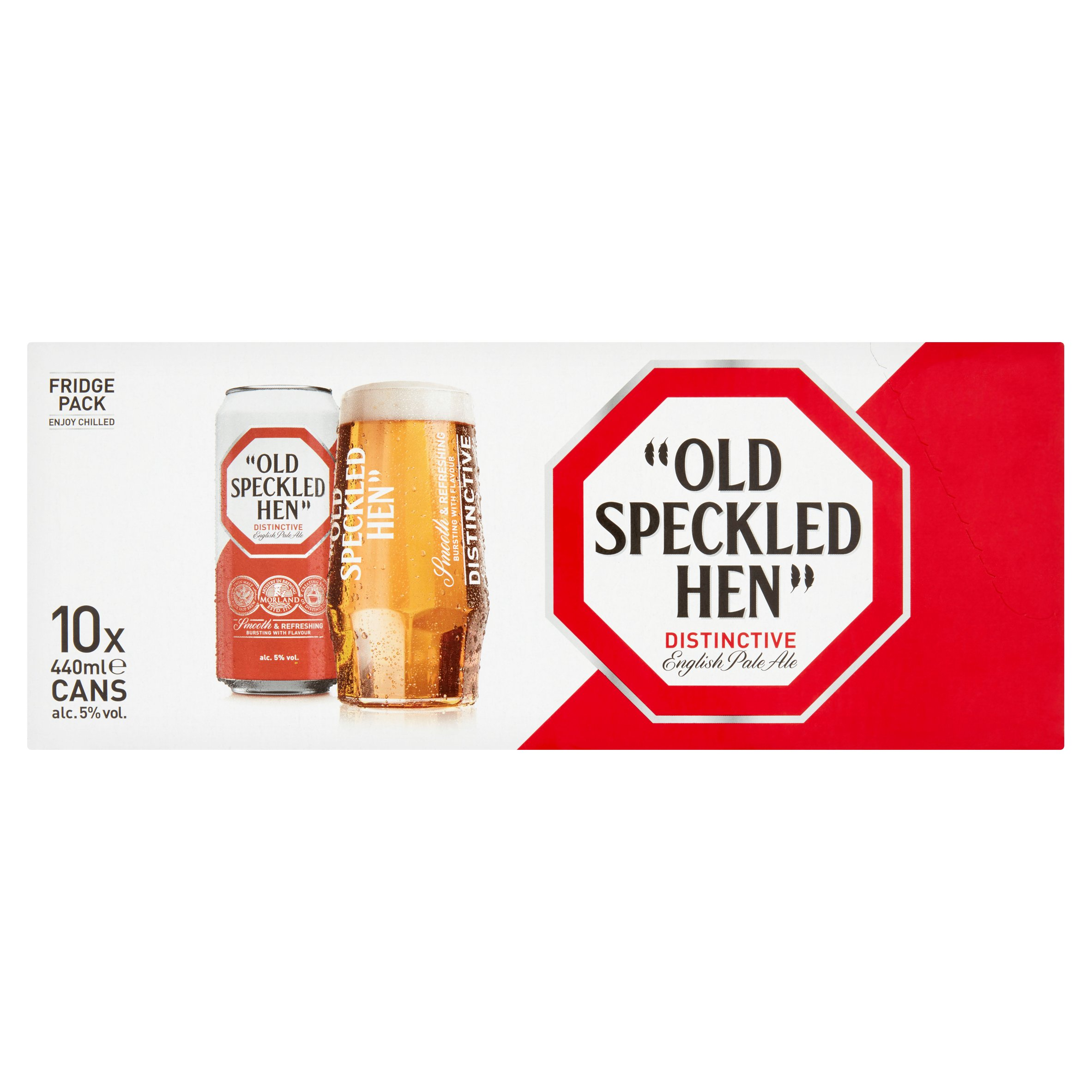 Old Speckled Hen Can 10X440ml