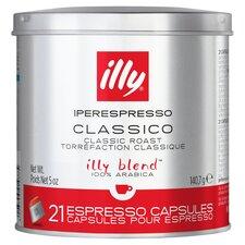 Illy Espresso Medium Roast Coffeepods 21 Servings