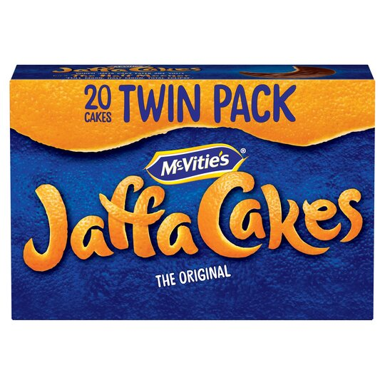 Mcvities Jaffa Twin 20 Cakes