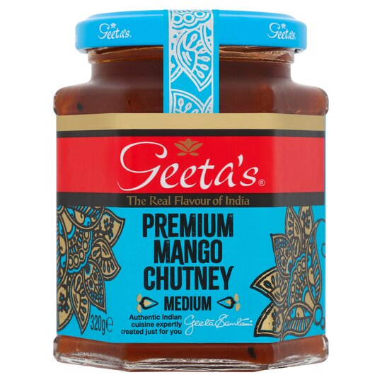 image 1 of Geeta's Mango Chutney 320G