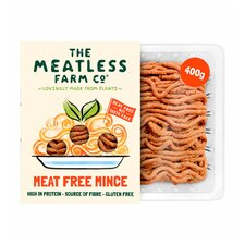 image 1 of The Meatless Farm Meat Free Mince 400G