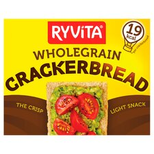 image 1 of Ryvita Whole- Grain Cracker- Bread 125G