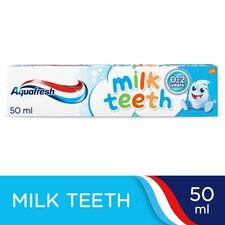 image 3 of Aquafresh Milk Teeth Toothpaste 50Ml