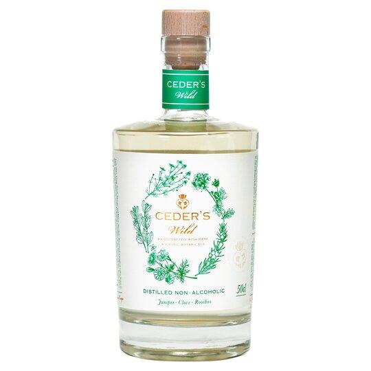 image 1 of Ceder's Wild Non-Alcoholic Spirit 50Cl