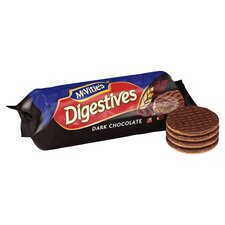 image 2 of Mcvities Dark Chocolate Digestives 300G