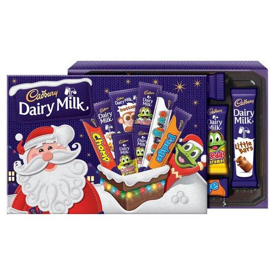image 1 of Cadbury Dairy Milk Freddo Selection Box 138G
