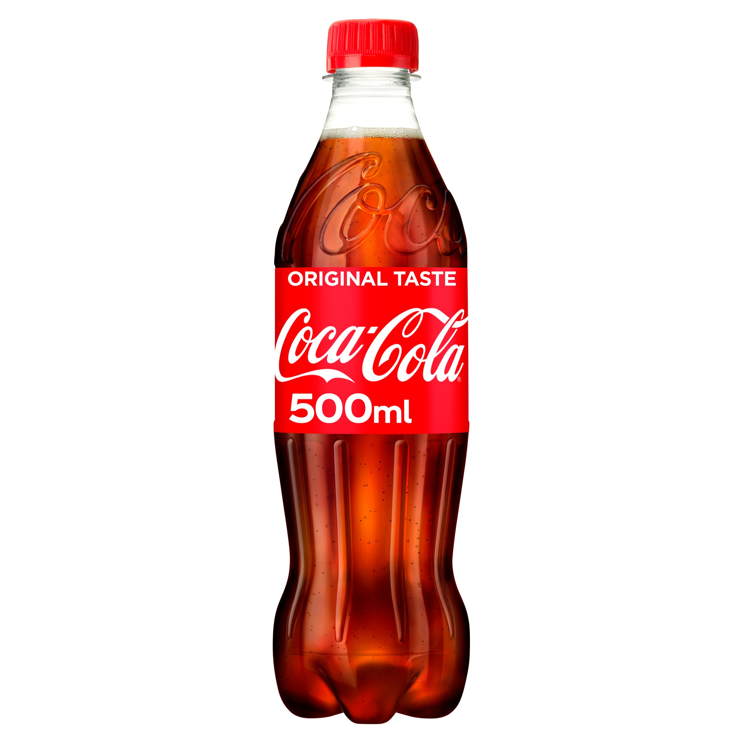 Coca Cola Regular 500Ml