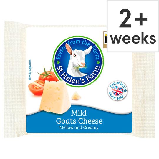 St Helen's Farm Goats Cheese 240G
