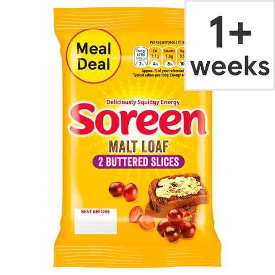 Soreen Snack Pack Malt 45G