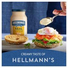 image 4 of Hellmann's Real Mayonnaise 400G Jar