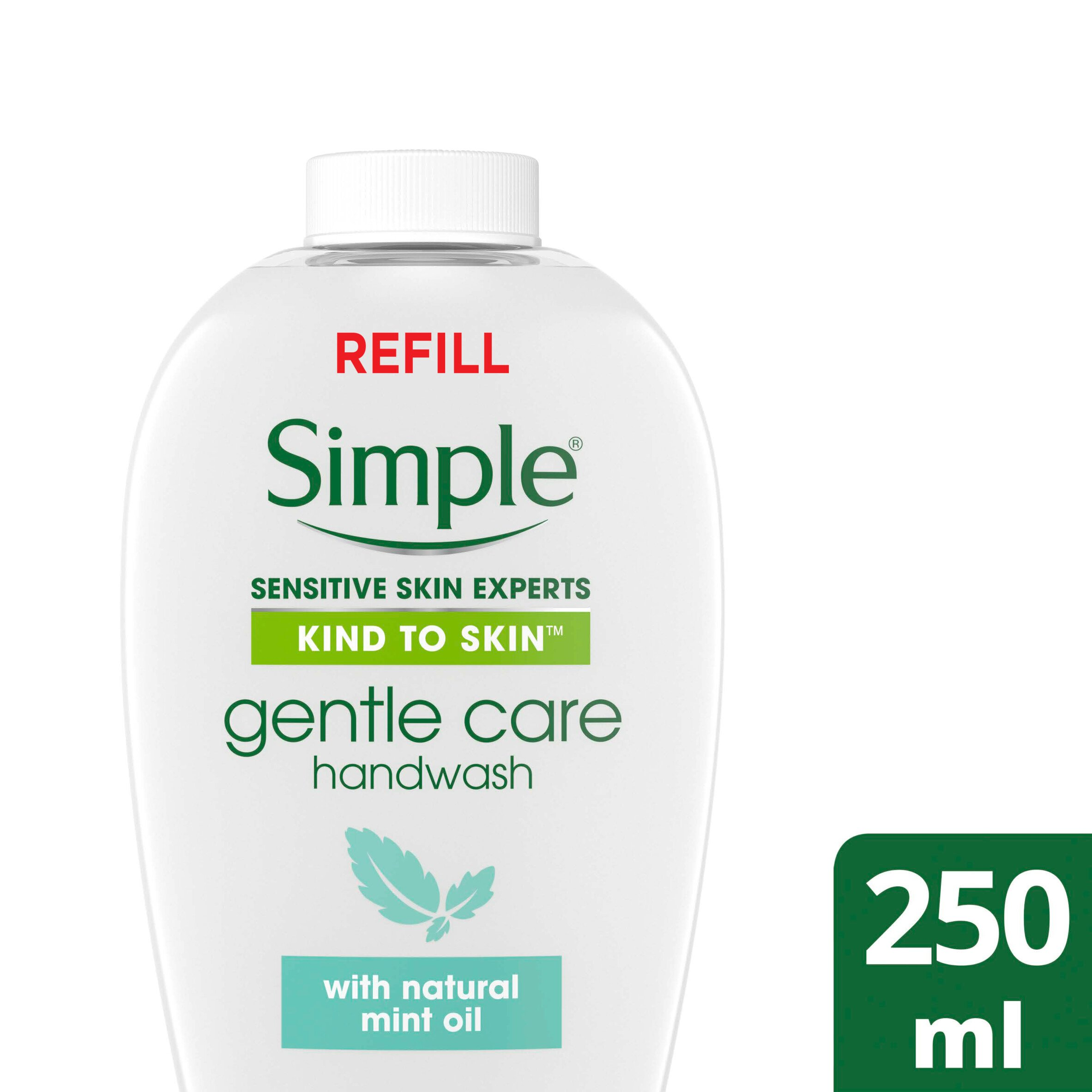 Simple Kind To Skin Antibacterial Handwash 250Ml