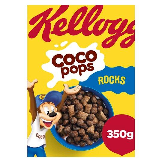 Kellogg's Coco Pops Rocks 350G