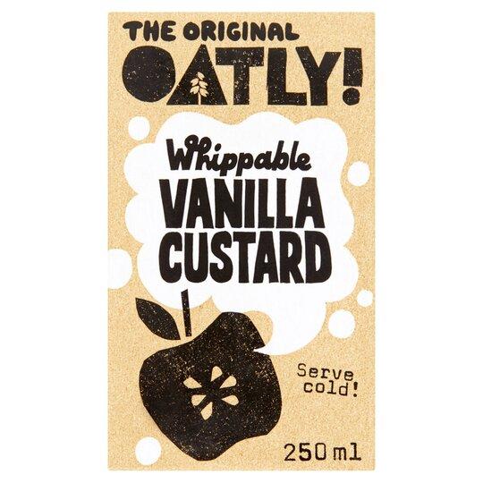 Oatly Vanilla Custard 250Ml