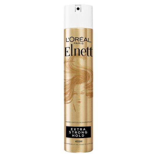 image 1 of L'oreal Paris Elnett Supreme Hold Hair Spray 400Ml
