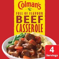 image 1 of Colman's Beef Casserole Recipe Mix 40G