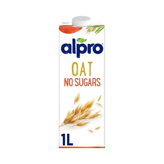 image 1 of Alpro Oat No Sugars Ong Life Drink 1L