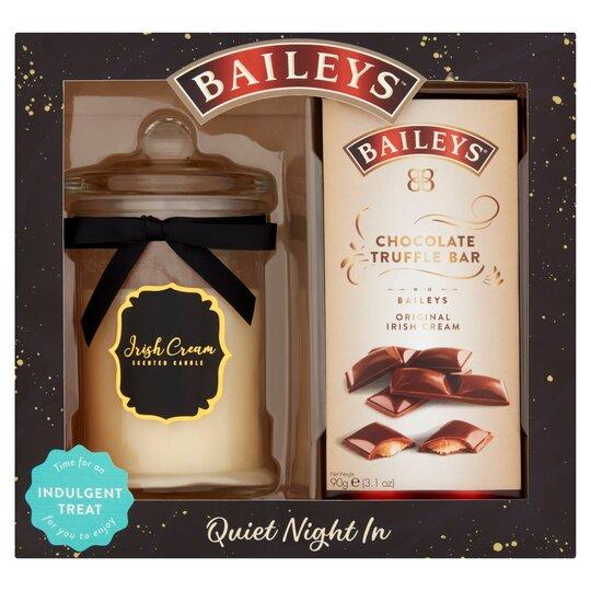 Baileys Candle And Chocolate