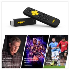 image 2 of NOW TV Smart Stick with 1 month Entertainment 1 month Sky Cinema and 1 day Sky Sports