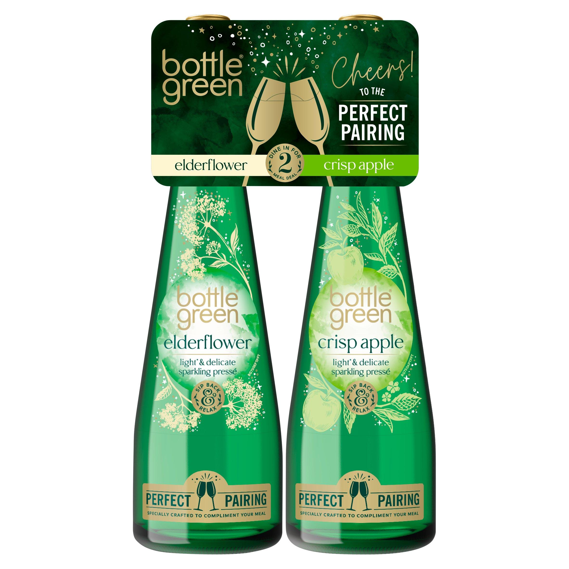Bottle Green 2 X 750Ml