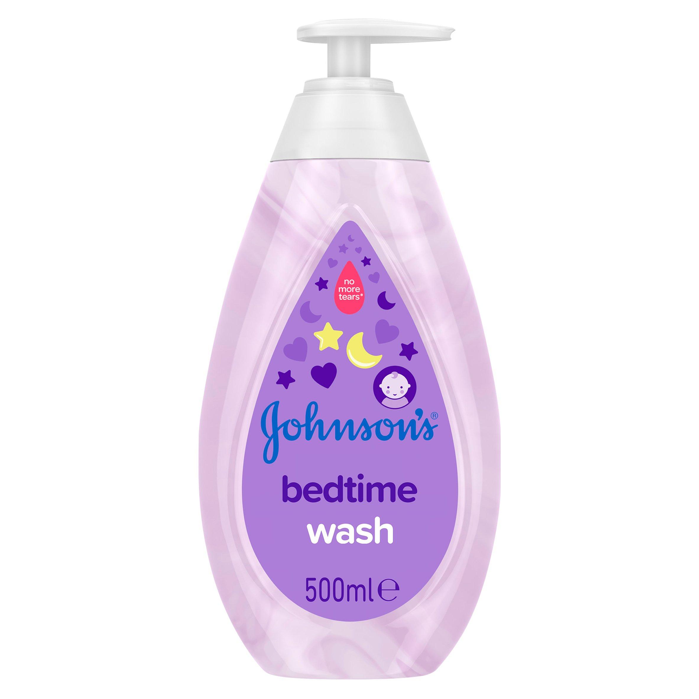 Johnsons Bedtime Wash 500 Ml