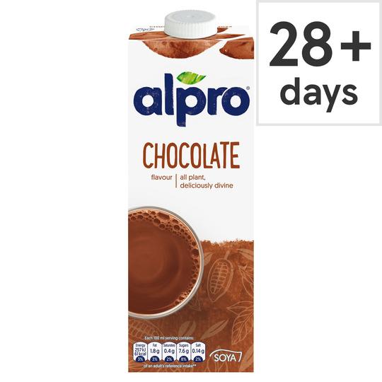 Alpro Soya Chocolate Drink 1 Litre