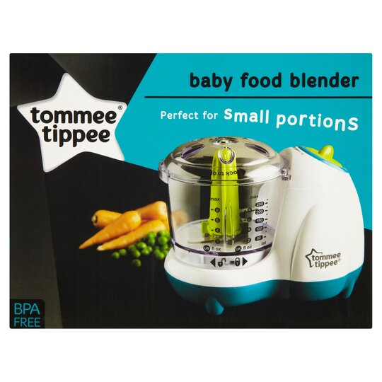 Tommee Tippee Explora Baby Food Blender White