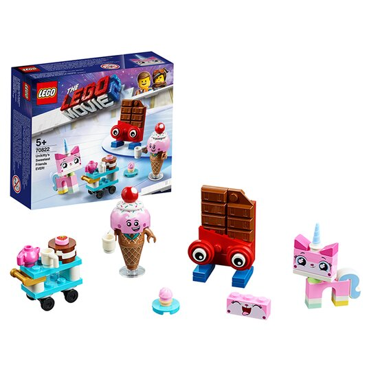 Lego Sweetest Friends Ever The Lego Movie 2 70822 Tesco Groceries