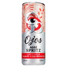 image 1 of O'jos Rose With Cranberry & Pink Peppercorn 250Ml