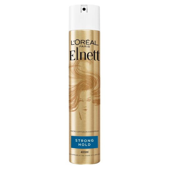 L'oreal Paris Elnett Extra Strength Hair Spray 400Ml
