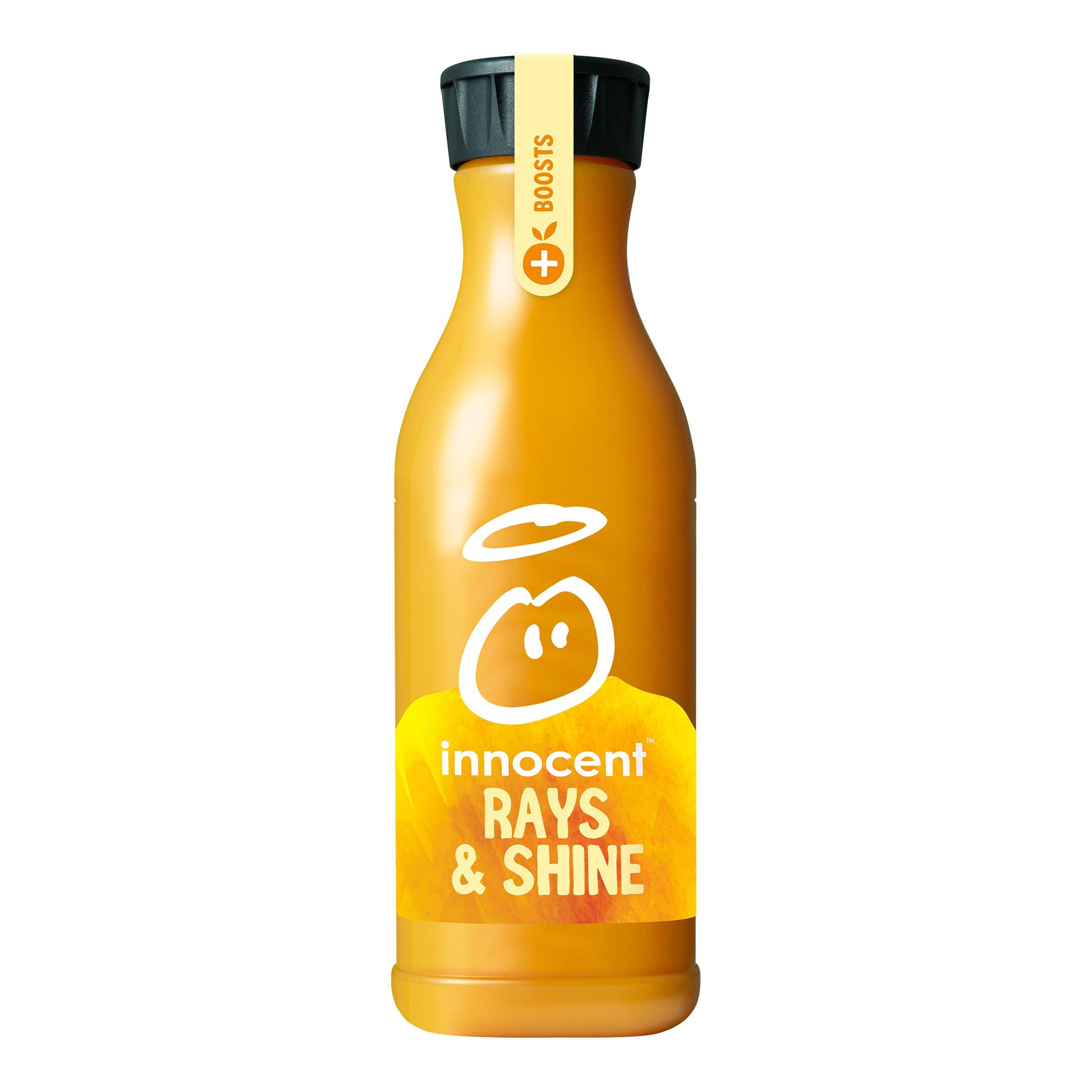 Innocent Rays & Shine Juice 750Ml