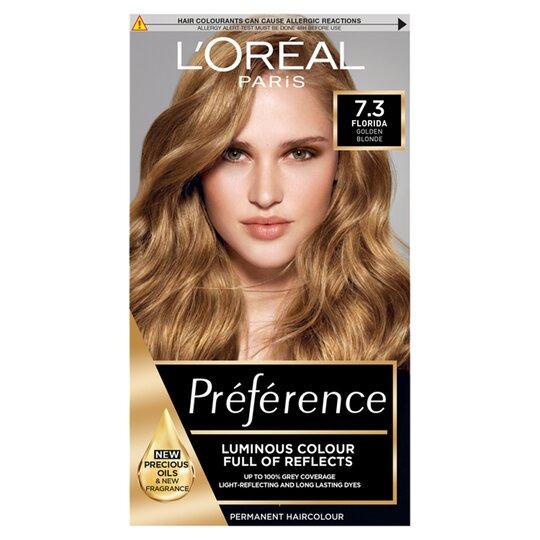 Loreal Honey Blonde