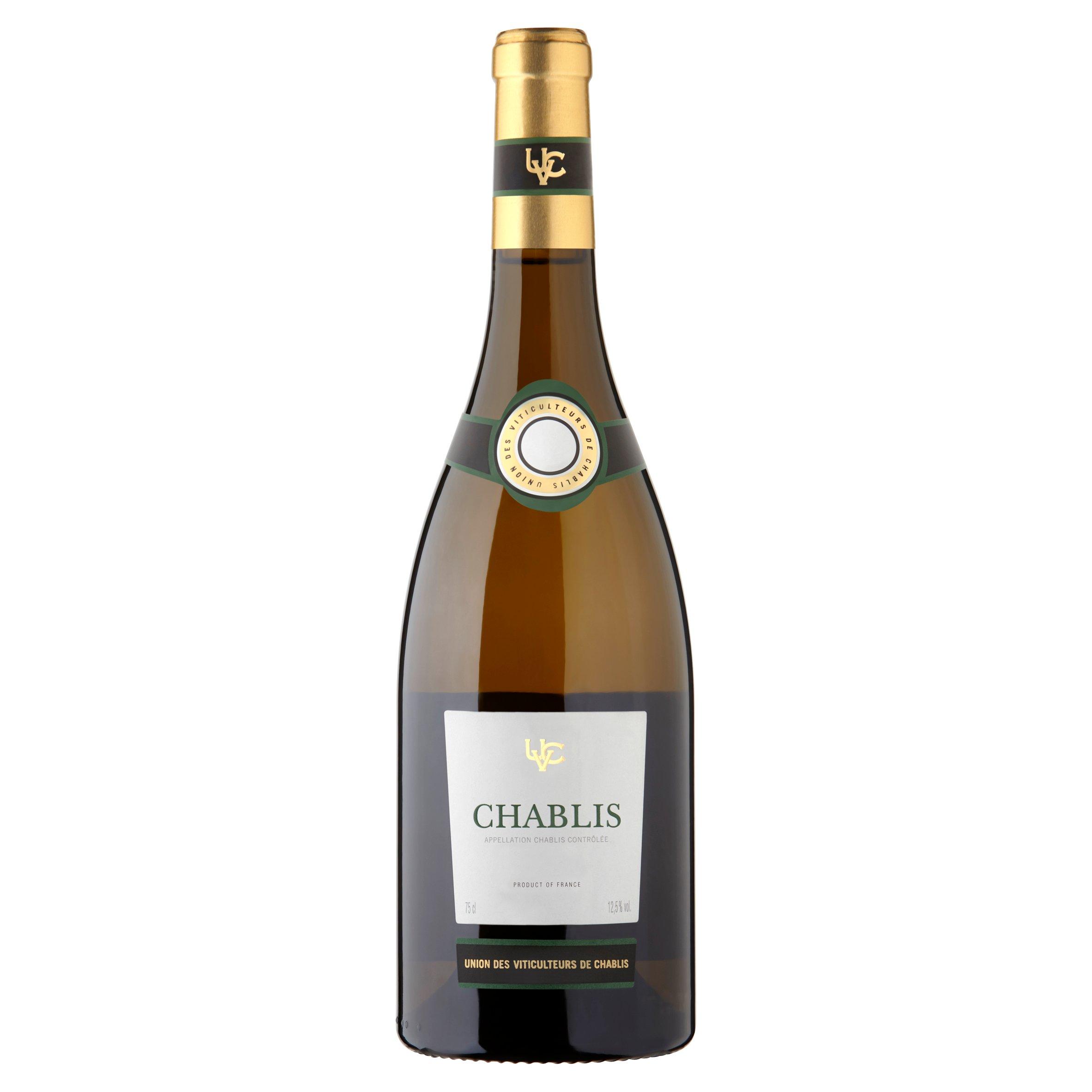Chablis Uvc 75Cl