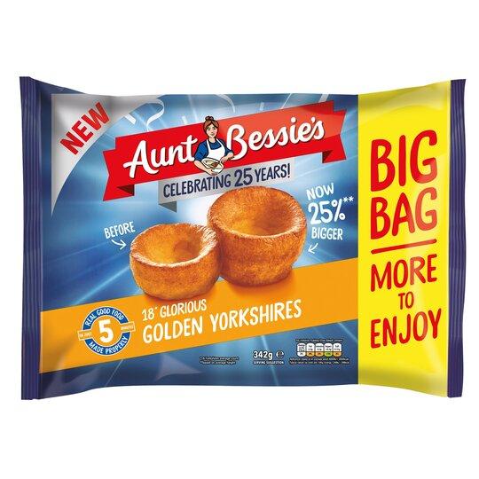 Aunt Bessie's 18 Glorious Golden Yorkshires 342G
