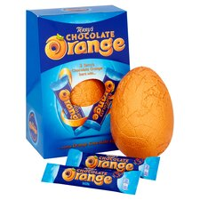 image 2 of Terry's Chocolate Orange Large Hollow Easter Egg 266G