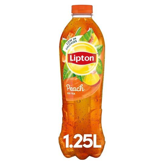 Lipton Ice Tea Peach Flavour 1.25L
