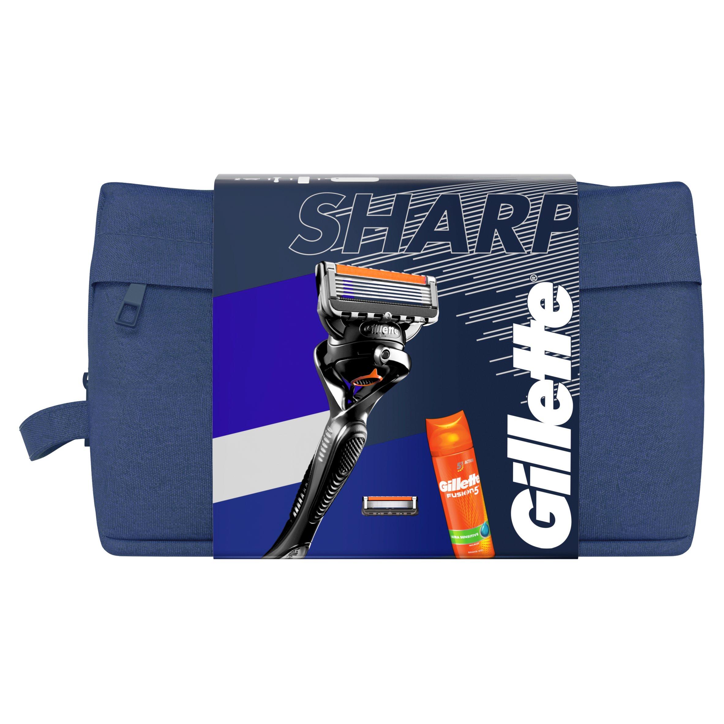 Gillette Proglide Washbag Gift Set