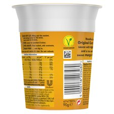 image 3 of Pot Noodle Original Curry 90G