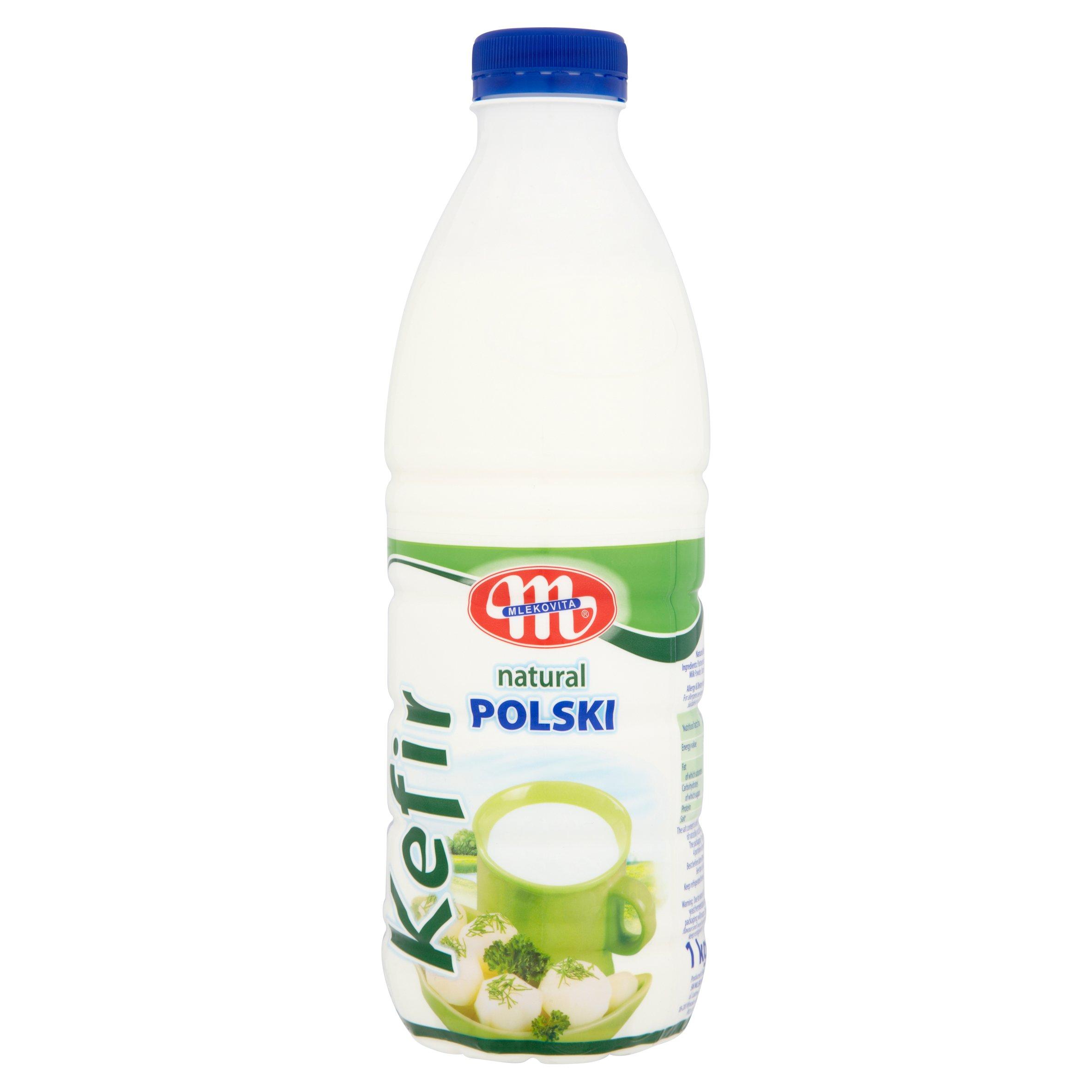 Mlekovita Kefir Yogurt Style Drink 1Ltr