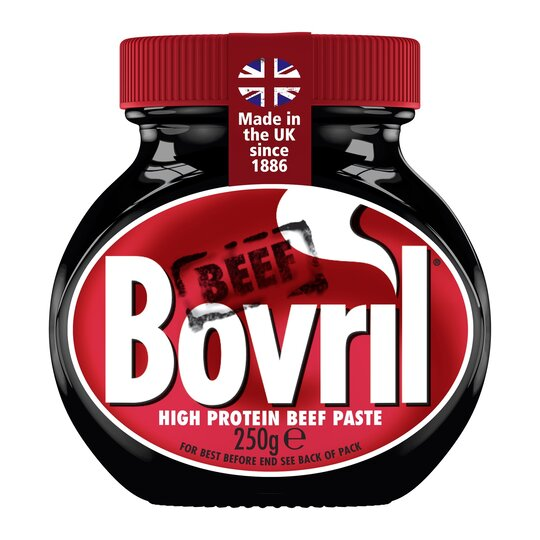 Bovril Beef Extract 250G - Tesco Groceries