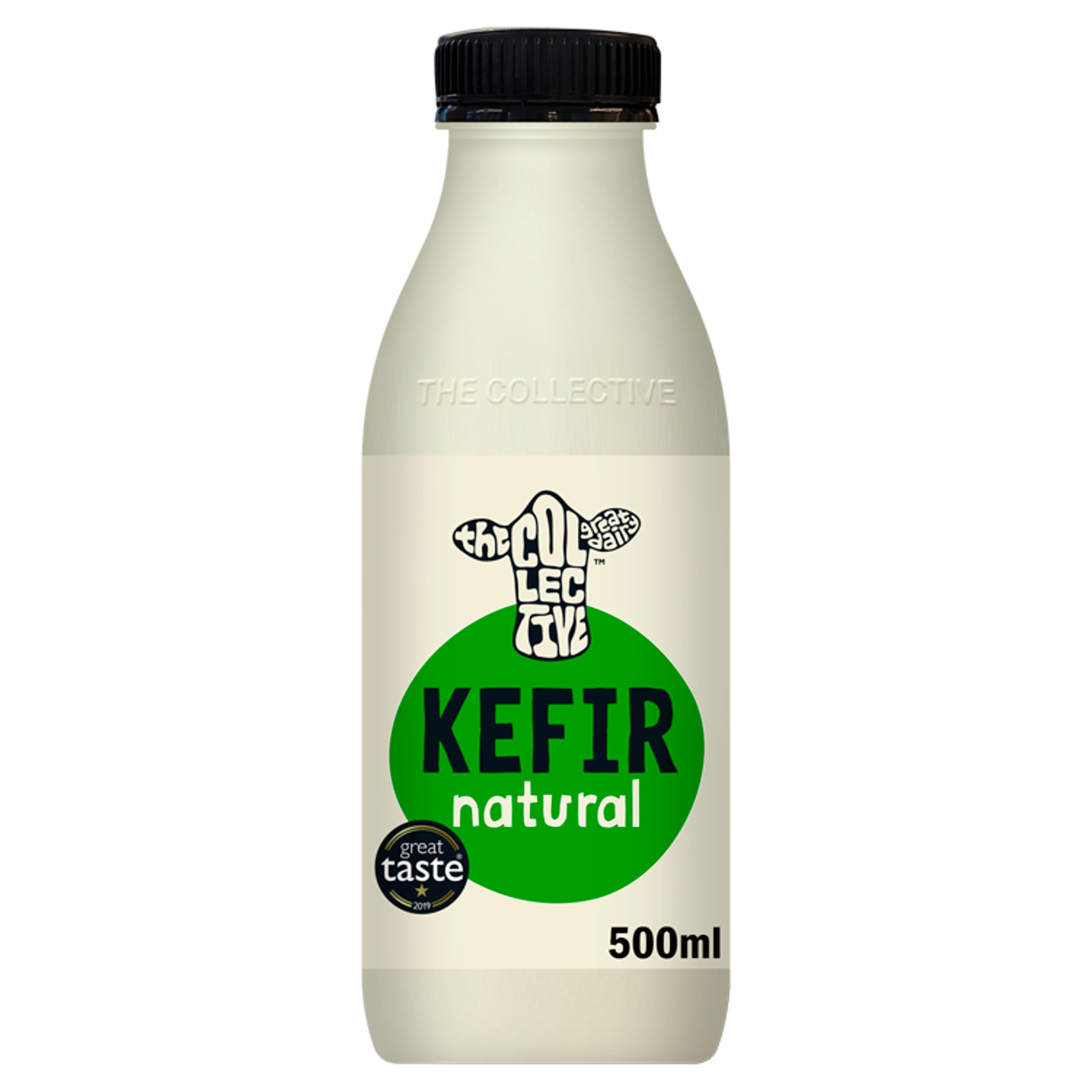 The Collective Kefir Natural Milk Drink 500Ml