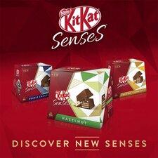 image 2 of Kit Kat Senses Assorted Box 20 Bite Size Pieces 200G