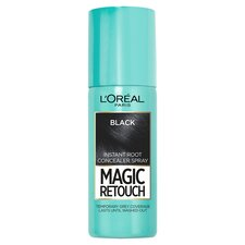 image 1 of L'oreal Magic Retouch Root Touch Up Black 75Ml